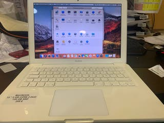 Portátil MacBook 3 gb ram Ssd 120 gb apple