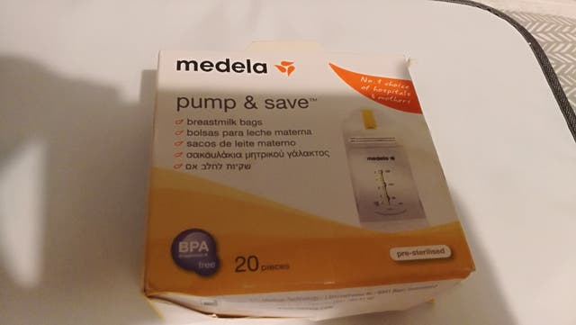 Sacaleches doble medela swing