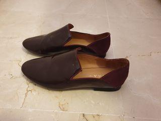 zapatos de mujer del zara