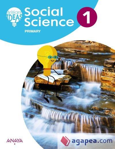 NUEVO Social Science 1 Anaya de segunda mano por 15 € en Galapagar en WALLAPOP