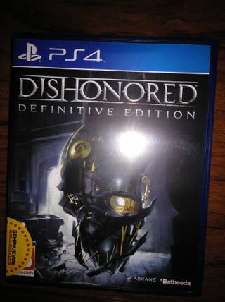 ps4 dishonored