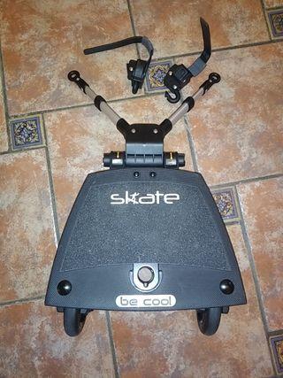 Patinete carrito BeCool Skate