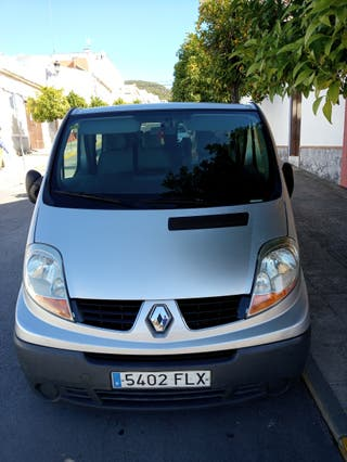 Renault Trafic 2007 9plazas