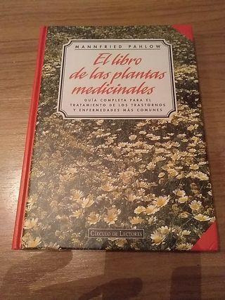 El libro de las plantas medicinales