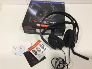 Auriculares PS4 plantronics RIG500HS