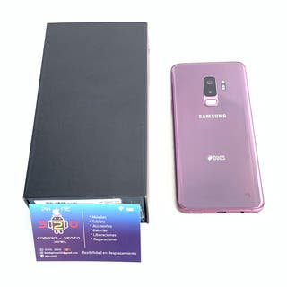 SAMSUNG GALAXY S9 PLUS 64Gb ORIGINAL FACTURA
