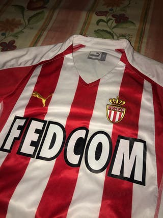 Camiseta futbol Mónaco original