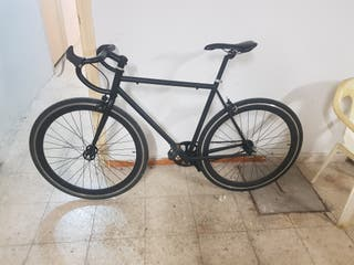 bicicleta fixie.