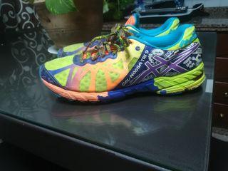 Zapatillas runnig triatlon asics gel noosa tri 11