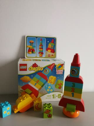LEGO duplo 10815, LEARN TO BUILD & CREATE