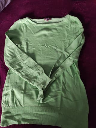 Jersey fino verde