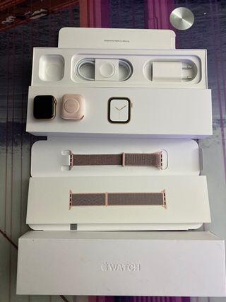 Apple Watch series 4 oro 40mm lte celular