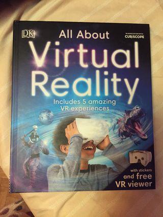 Libro realidad virtual inglés