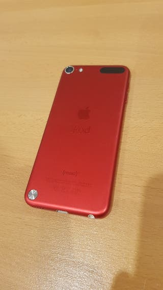 iPod touch color rojo