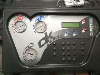maquina carga aire acondicionado. R134A