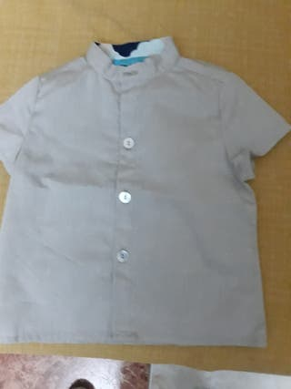 Camisa niño 1 año.