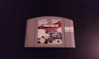 F-1 World grand prix N64
