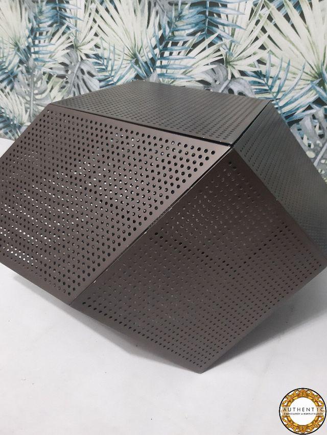 Mesa Centro / Auxiliar Diseño Diamante Poligonal