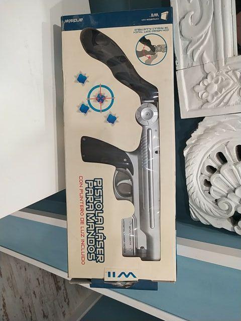 pistola laser wii