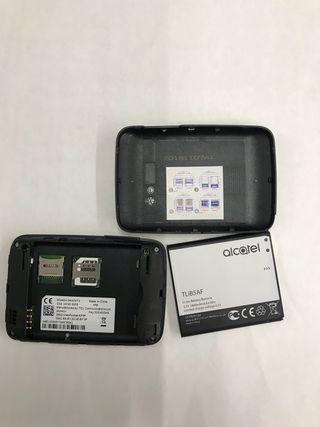 Ruter wifi portatil, alcatel mw40v