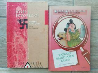 lote libros en euskera