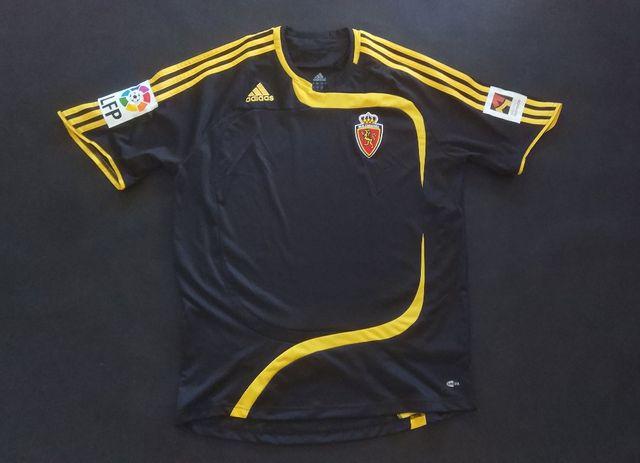 camiseta real Zaragoza Adidas 2008 talla l