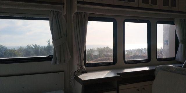 Caravana HOBBY 520