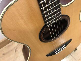 Guitarra electroacústica yamaha apx-5a