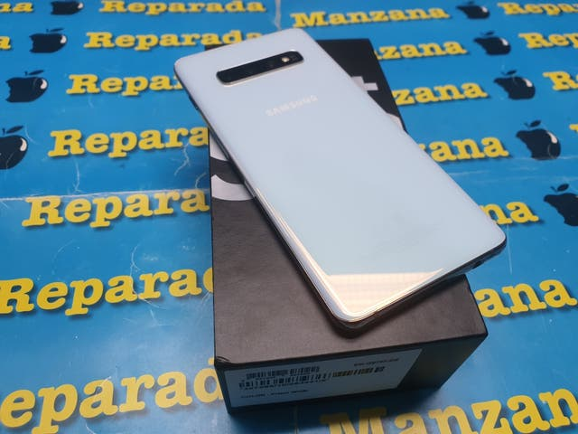 SAMSUNG GALAXY S10+ 128GB BLANCO