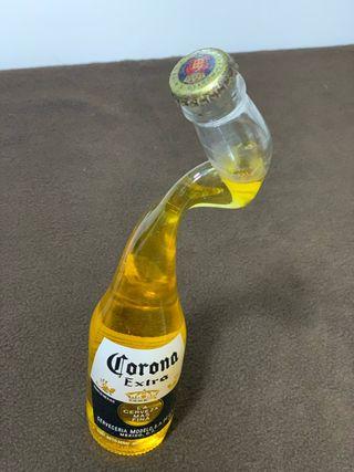 Botella soplada coronita made in Mexico