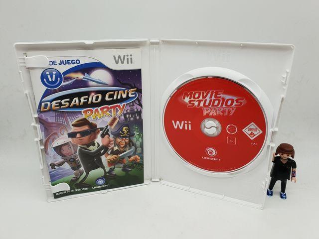 DESAFIO CINE PARTY Wii
