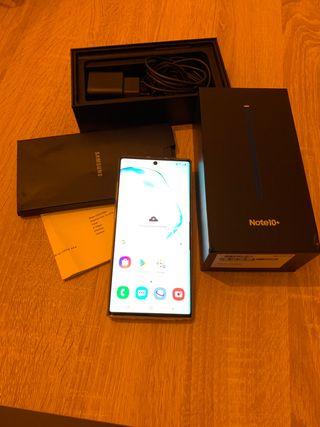 Galaxy Note 10 plus aura glow