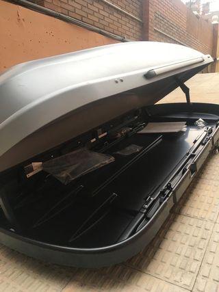 Caja portaequipajes para el techo Mercedes Benz