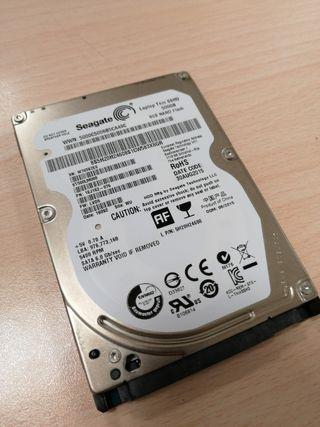 """Disco duro 2,5"""" SSHD 500 Gb"""
