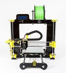 impresora 3d funciona perfectamente