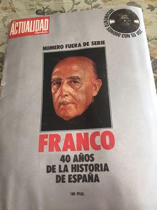 Libro de Franco
