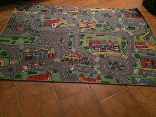 Preciosa alfombra