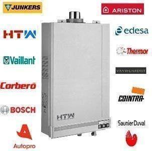 Calentador Estanco Automatico 12L