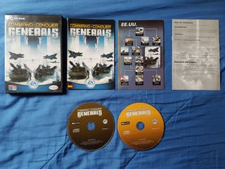 Command & Conquer - Generals PC