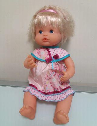 (987) muñeca mueve brazos