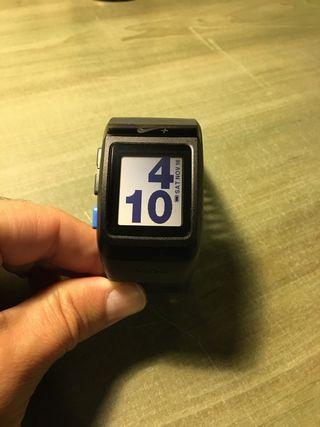 Reloj sportwatch Nike+ gps Tomtom