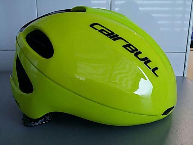 casco aero ciclismo