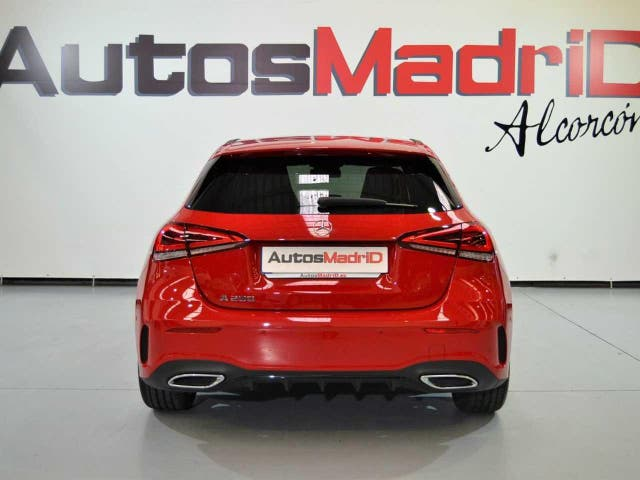 Mercedes Clase A A 200 AMG Line
