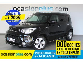 Kia Soul 1.6 CRDi Emotion Eco-Dy 100 kW (136 CV)