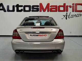 Mercedes Clase E E 63 AMG Auto