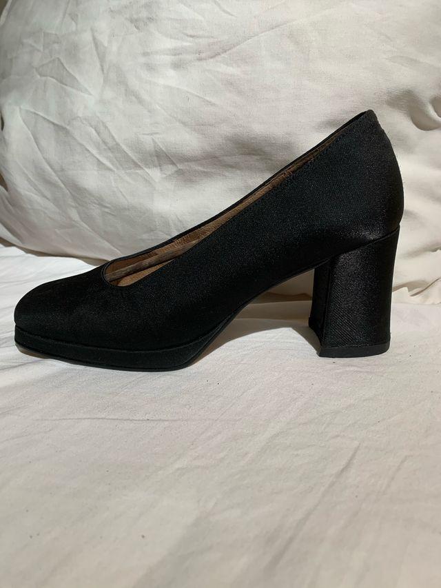 Zapatos raso