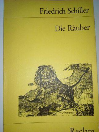 Die Räuber - Friedrich Schiller