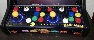 máquina arcade Pacman