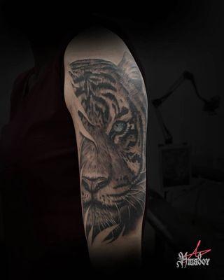 tatuaje profesional, tatuador realismo