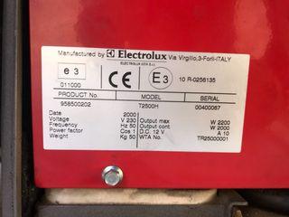 Generador electrolux T2500H